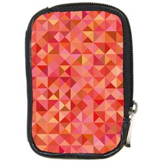 Mosaic Pattern 6 Compact Camera Cases by tarastyle