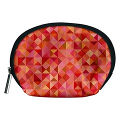 Mosaic Pattern 6 Accessory Pouches (medium)  by tarastyle