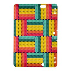 Soft Spheres Pattern Kindle Fire Hdx 8 9  Hardshell Case by linceazul