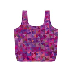 Mosaic Pattern 7 Full Print Recycle Bags (s)  by tarastyle