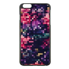 Mosaic Pattern 8 Apple Iphone 6 Plus/6s Plus Black Enamel Case by tarastyle
