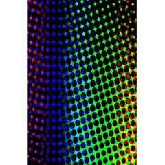 Digitally Created Halftone Dots Abstract Background Design 5 5  X 8 5  Notebooks by Nexatart