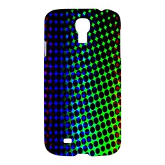Digitally Created Halftone Dots Abstract Background Design Samsung Galaxy S4 I9500/i9505 Hardshell Case