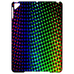 Digitally Created Halftone Dots Abstract Background Design Apple Ipad Pro 9 7   Hardshell Case