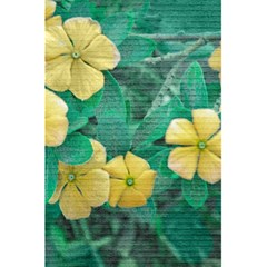 Yellow Flowers At Nature 5 5  X 8 5  Notebooks by dflcprints