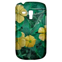 Yellow Flowers At Nature Galaxy S3 Mini by dflcprints