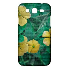 Yellow Flowers At Nature Samsung Galaxy Mega 5 8 I9152 Hardshell Case  by dflcprints