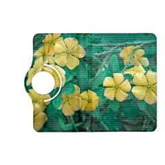 Yellow Flowers At Nature Kindle Fire Hd (2013) Flip 360 Case by dflcprints