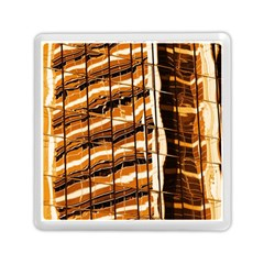 Abstract Architecture Background Memory Card Reader (square)