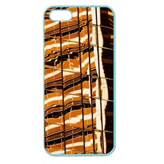 Abstract Architecture Background Apple Seamless Iphone 5 Case (color)