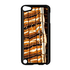 Abstract Architecture Background Apple Ipod Touch 5 Case (black)