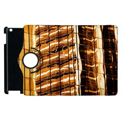 Abstract Architecture Background Apple Ipad 3/4 Flip 360 Case by Nexatart