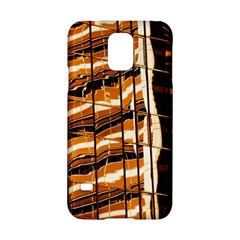 Abstract Architecture Background Samsung Galaxy S5 Hardshell Case