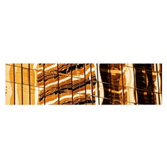 Abstract Architecture Background Satin Scarf (oblong)