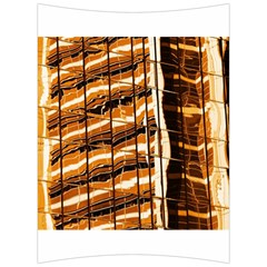 Abstract Architecture Background Back Support Cushion