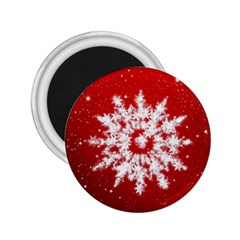 Background Christmas Star 2 25  Magnets