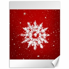 Background Christmas Star Canvas 36  X 48