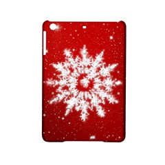Background Christmas Star Ipad Mini 2 Hardshell Cases by Nexatart