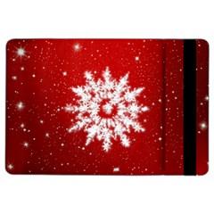 Background Christmas Star Ipad Air 2 Flip