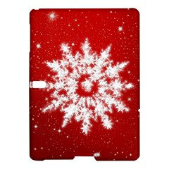 Background Christmas Star Samsung Galaxy Tab S (10 5 ) Hardshell Case  by Nexatart