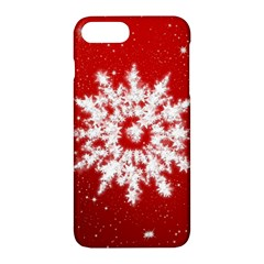 Background Christmas Star Apple Iphone 7 Plus Hardshell Case by Nexatart
