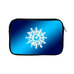 Background Christmas Star Apple Ipad Mini Zipper Cases by Nexatart