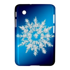 Background Christmas Star Samsung Galaxy Tab 2 (7 ) P3100 Hardshell Case