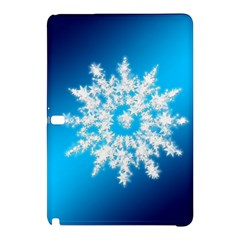 Background Christmas Star Samsung Galaxy Tab Pro 12 2 Hardshell Case by Nexatart