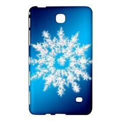 Background Christmas Star Samsung Galaxy Tab 4 (8 ) Hardshell Case  by Nexatart