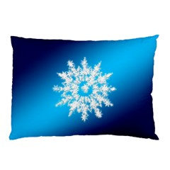 Background Christmas Star Pillow Case