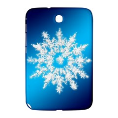 Background Christmas Star Samsung Galaxy Note 8 0 N5100 Hardshell Case