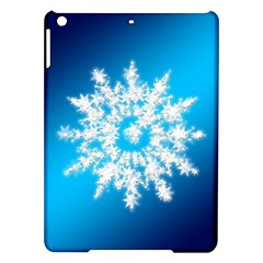 Background Christmas Star Ipad Air Hardshell Cases by Nexatart