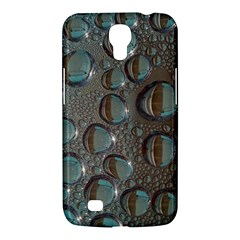 Drop Of Water Condensation Fractal Samsung Galaxy Mega 6 3  I9200 Hardshell Case by Nexatart