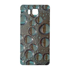 Drop Of Water Condensation Fractal Samsung Galaxy Alpha Hardshell Back Case