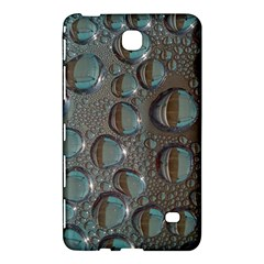 Drop Of Water Condensation Fractal Samsung Galaxy Tab 4 (8 ) Hardshell Case