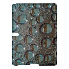Drop Of Water Condensation Fractal Samsung Galaxy Tab S (10 5 ) Hardshell Case