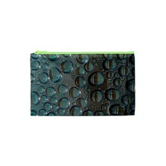 Drop Of Water Condensation Fractal Cosmetic Bag (xs) by Nexatart