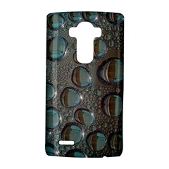 Drop Of Water Condensation Fractal Lg G4 Hardshell Case