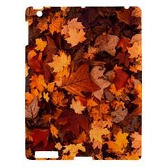 Fall Foliage Autumn Leaves October Apple Ipad 3/4 Hardshell Case by Nexatart