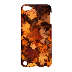 Fall Foliage Autumn Leaves October Apple Ipod Touch 5 Hardshell Case by Nexatart