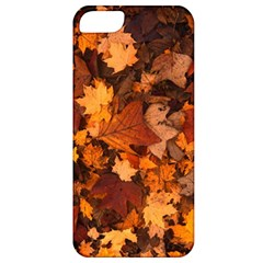 Fall Foliage Autumn Leaves October Apple Iphone 5 Classic Hardshell Case
