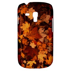 Fall Foliage Autumn Leaves October Galaxy S3 Mini by Nexatart