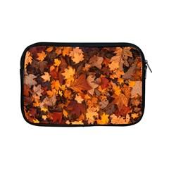 Fall Foliage Autumn Leaves October Apple Ipad Mini Zipper Cases