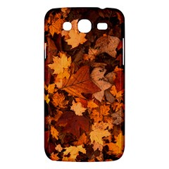 Fall Foliage Autumn Leaves October Samsung Galaxy Mega 5 8 I9152 Hardshell Case  by Nexatart