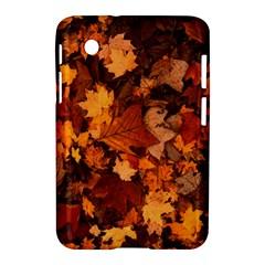 Fall Foliage Autumn Leaves October Samsung Galaxy Tab 2 (7 ) P3100 Hardshell Case  by Nexatart