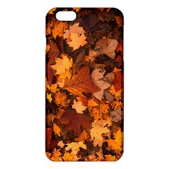 Fall Foliage Autumn Leaves October Iphone 6 Plus/6s Plus Tpu Case by Nexatart
