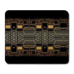 Board Digitization Circuits Large Mousepads
