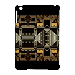 Board Digitization Circuits Apple Ipad Mini Hardshell Case (compatible With Smart Cover) by Nexatart