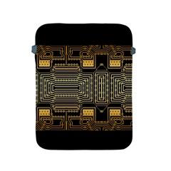Board Digitization Circuits Apple Ipad 2/3/4 Protective Soft Cases