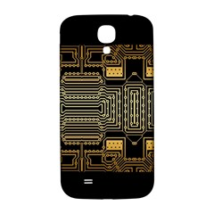 Board Digitization Circuits Samsung Galaxy S4 I9500/i9505  Hardshell Back Case